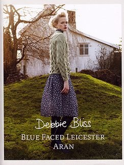Debbie Bliss Books - Blue Faced Leicester Aran