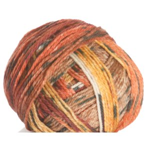 Schoeller Stahl Limbo Mexico Country Color Yarn - 2598 Grand Canyon