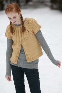 Classic Elite Toboggan Sleigh Ride Sweater Kit - Women's Cardigans