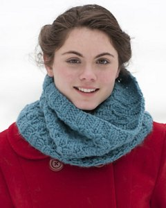 Classic Elite Toboggan Flexible Flyer Cowl Kit - Scarf and Shawls