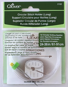 Clover Circular Stitch Holder - Long