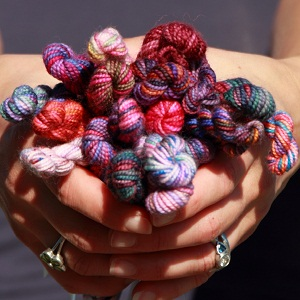 Koigu Mini Skeinette Grab Bag - Flower Garden