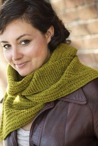 Brooklyn Tweed Wayfarer Scarf Kit - Scarf and Shawls
