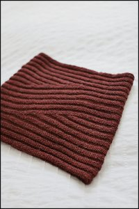 Brooklyn Tweed Setzer Cowl Kit - Scarf and Shawls