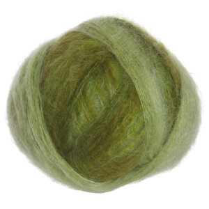 Rowan Kidsilk Haze Stripe Yarn - 357 Avocado
