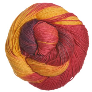 Lorna's Laces Solemate Yarn - Flames