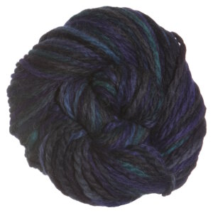Misti Alpaca Hand Paint Chunky Yarn - 41 - Midnight Sapphire (Discontinued)