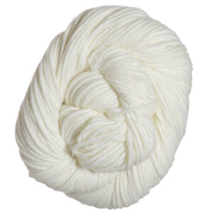 HiKoo SimpliWorsted Yarn - 001 White