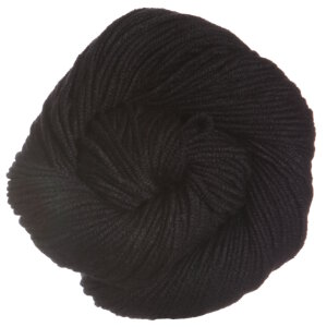 HiKoo SimpliWorsted Yarn - 002 Black