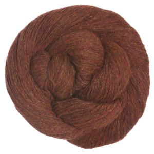 Lotus Tibetan Cloud Fingering Yarn - 08 Rust