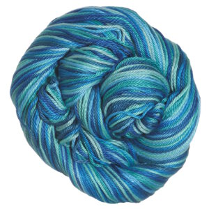 Cascade Ultra Pima Paints Yarn - 9778 Turquoise Mix