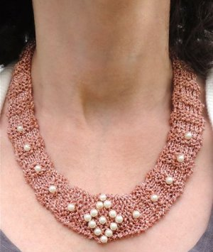 Javori Designs Verona Necklace - Rose Gold