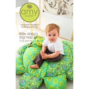 Amy Butler Sewing Patterns - Little Daisy's Big Nap Pillow Pattern