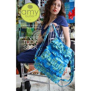 Amy Butler Sewing Patterns - Wanderer Ruck Sack Pattern