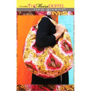 Tina Givens Sewing Patterns - Moira Bag and Duffel Pattern