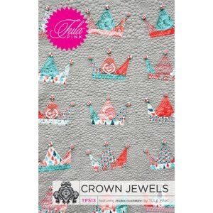 Tula Pink Sewing Patterns - Crown Jewels Pattern
