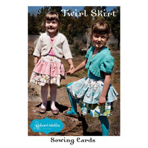 Valori Wells Designs Sewing Patterns - Twirl Skirt Pattern
