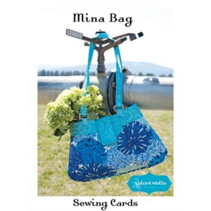 Valori Wells Designs Sewing Patterns - Mina Bag Pattern