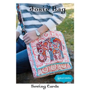 Valori Wells Designs Sewing Patterns - Josie Bag Pattern