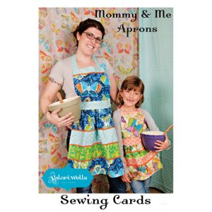 Valori Wells Designs Sewing Patterns - Mommy & Me Aprons Pattern