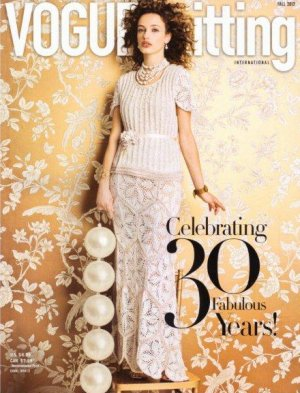 Vogue Knitting International Magazine - '12 Fall