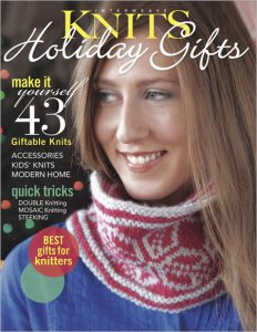 Interweave Knits Magazine - '12 Holiday Gifts