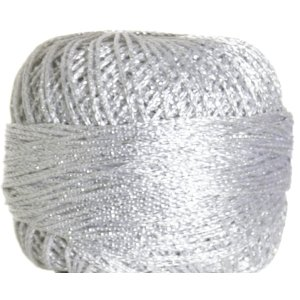 Anchor Artiste Metallic Yarn - 301 - Silver