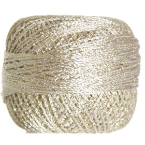 Anchor Artiste Metallic Yarn - 302 - Pale Gold