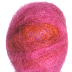 Rowan Kidsilk Haze Stripe Yarn - 360 Flaming (Discontinued)