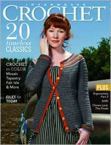 Interweave Crochet Magazine - '12 Fall