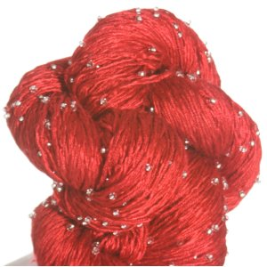 Artyarns Beaded Silk Light Yarn - 244 w/Silver