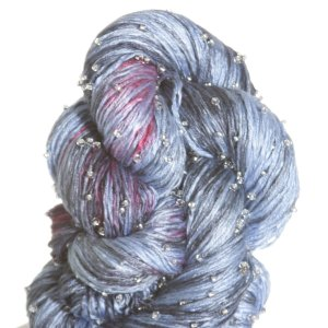 Artyarns Beaded Silk Light Yarn - 908 w/Silver
