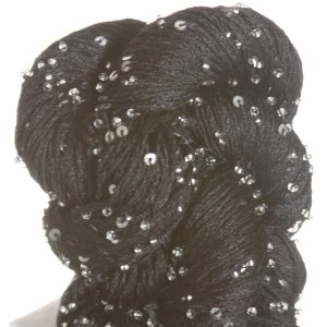 Artyarns Beaded Pearl & Sequins Yarn - 246 w/Silver