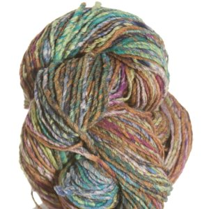 Noro Haniwa Yarn - 04 - Purple, Navy, Lime