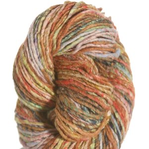 Noro Haniwa Yarn - 06 - Orange, Navy, Turquoise