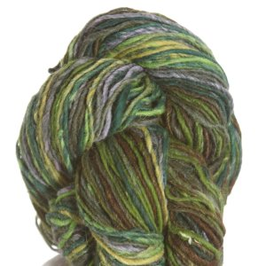 Noro Kirara Yarn - 10 - Green, Olive, Yellow