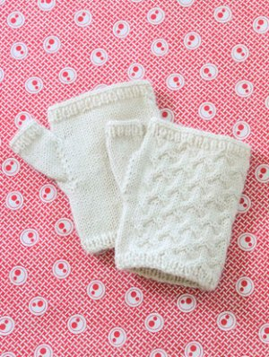 Blue Sky Alpacas Patterns - Hat, Sock, and Mitten Patterns - Mitini Mitts