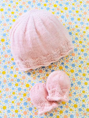 Blue Sky Fibers Baby & Children Patterns - Tiny Empress Set Pattern