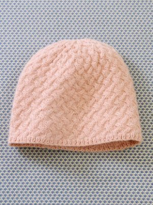 Blue Sky Fibers Hat, Sock, and Mitten Patterns - Westminster Hat Pattern