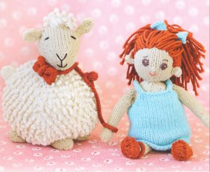 Spud & Chloe Patterns - Spud & Chloe Dolls Pattern