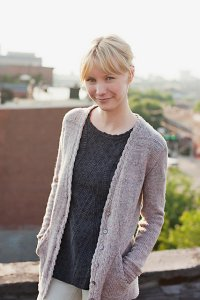 Brooklyn Tweed Patterns - Reine Pattern
