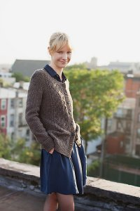 Brooklyn Tweed Patterns - Breckon Pattern