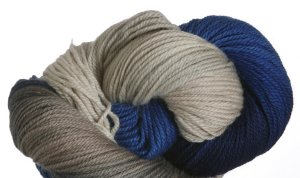 Lorna's Laces Shepherd Sport Yarn - '12 October - Blue State