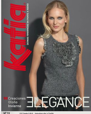 Katia Books - No. 72 - Elegance
