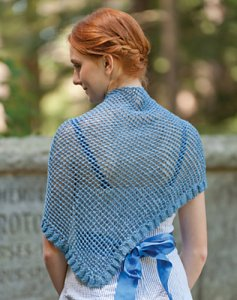 Classic Elite Firefly Tupelo Shawl Kit - Scarf and Shawls