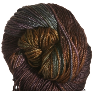 Hand Maiden Sea Three Onesies (100g) Yarn - Walnut