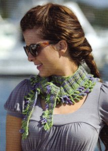 Classic Elite Seedling Starboard Kit - Scarf and Shawls