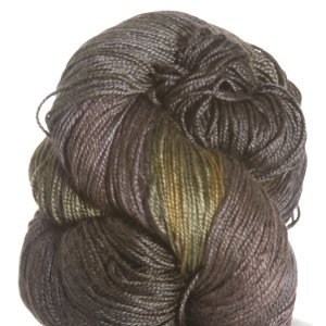 Hand Maiden Sea Silk Onesies Yarn - Brew
