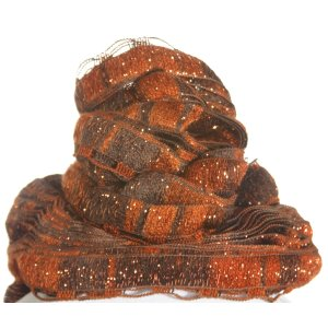 Rozetti Tundra Glitz Yarn - 42105 Copper