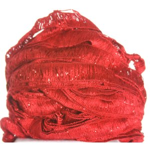 Rozetti Tundra Glitz Yarn - 42114 Holiday Garnet